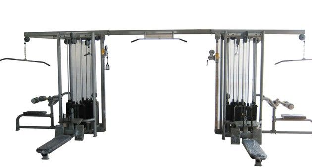 Body Strong Multi-Commercial Fitness Equipment. #Fitness #Equipments