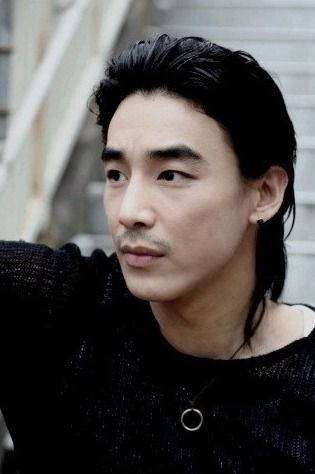 Jin Yi Han on @dramafever, Check it out! I like him with this length of hair and then the extra short hair on New Leaf.
