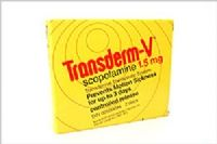 Transderm-V prevents Motion Sickness by delivering scopolamine to the skin surface from where it is absorbed into the bloodstream over a prolonged period of up to 3 days. Scopolamine is an effective medication for the prevention of nausea and vomiting because it reduces the activity of the nerve fibers in the inner ear and acts on the motion sickness centres in the brain.