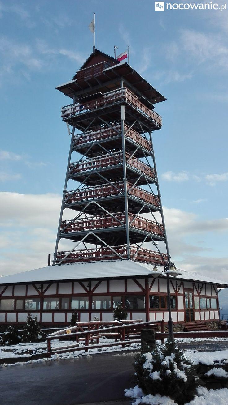 Wieża w Stryszawie, Polska