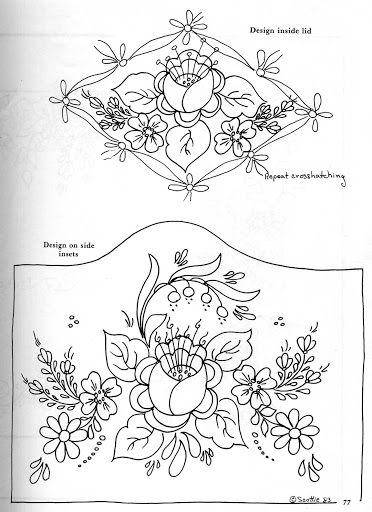 Bavarian Folk Art book 1 - sonia silva - Picasa Albums Web