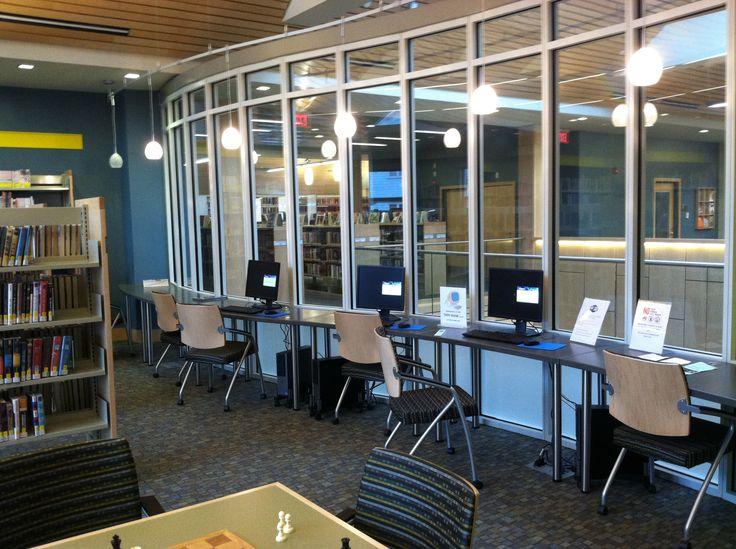 Westwood (MA) Public Library