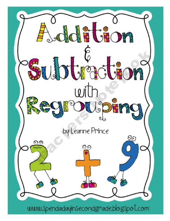 how to teach children to add with regrouping