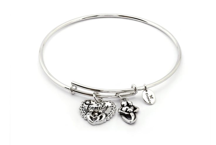 Pulseira Chrysalis Thinking of You Família - CRBT0723