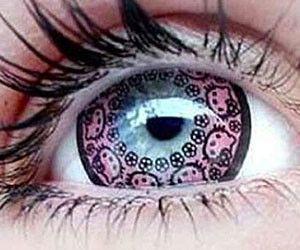 Seeing through the eyes of Hello Kitty