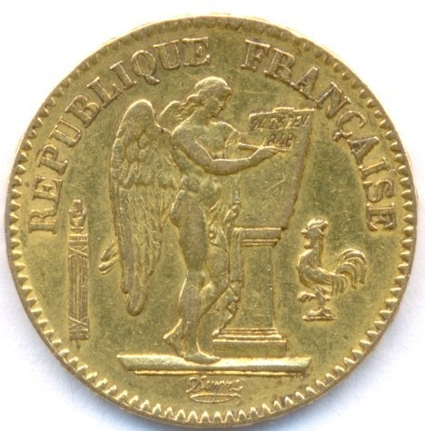 FRENCH ANGEL GOLD COIN 20 FRANCS at http://e-coins.tv/index.php?q=gold+angel+20+franc