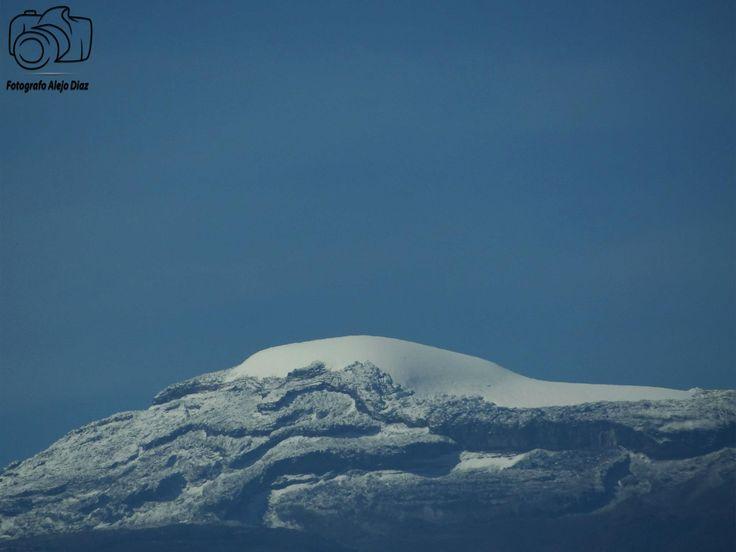 parte del Nevado Santa Isabel By: ¡¡ Alejo Diaz !!