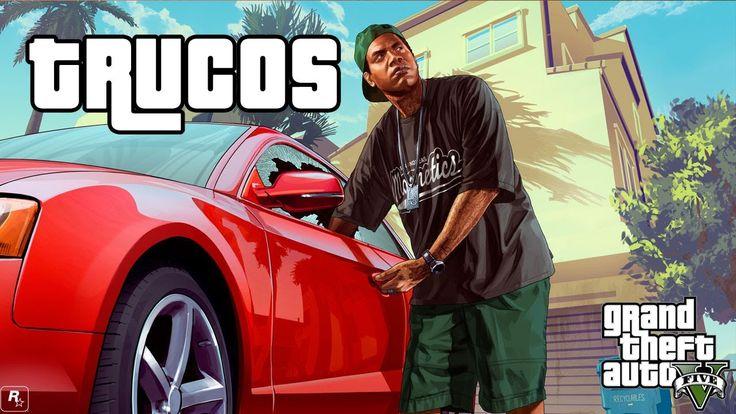 Trucos GTA 5, Grand Theft Auto V de Playstation 3. Códigos, claves, dinero, armas Infinitas, secretos de GTA V. Sácale el máximo partido Grand Theft Auto 5