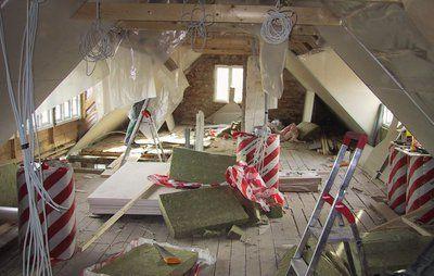 Køreplan for at inddrage loftet til beboelse