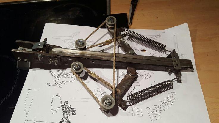 Russian Crossbow