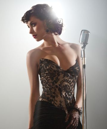 TOP OF THE POPS: Kiwi singer Kimbra is featuring on US charts No 1 hit Somebody That I Used to Know.