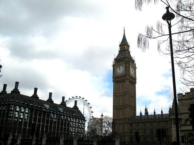 EVA EATS THE APPLE: Ταξίδι στο Λονδίνο : Η εμπειρία μου