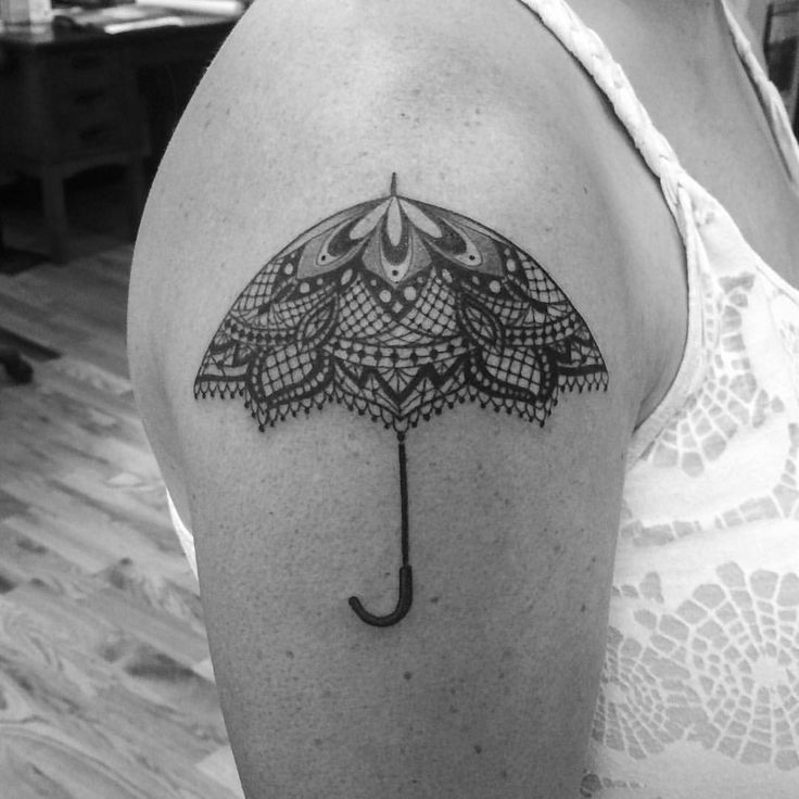 Umbrella Tattoos - Askideas.com