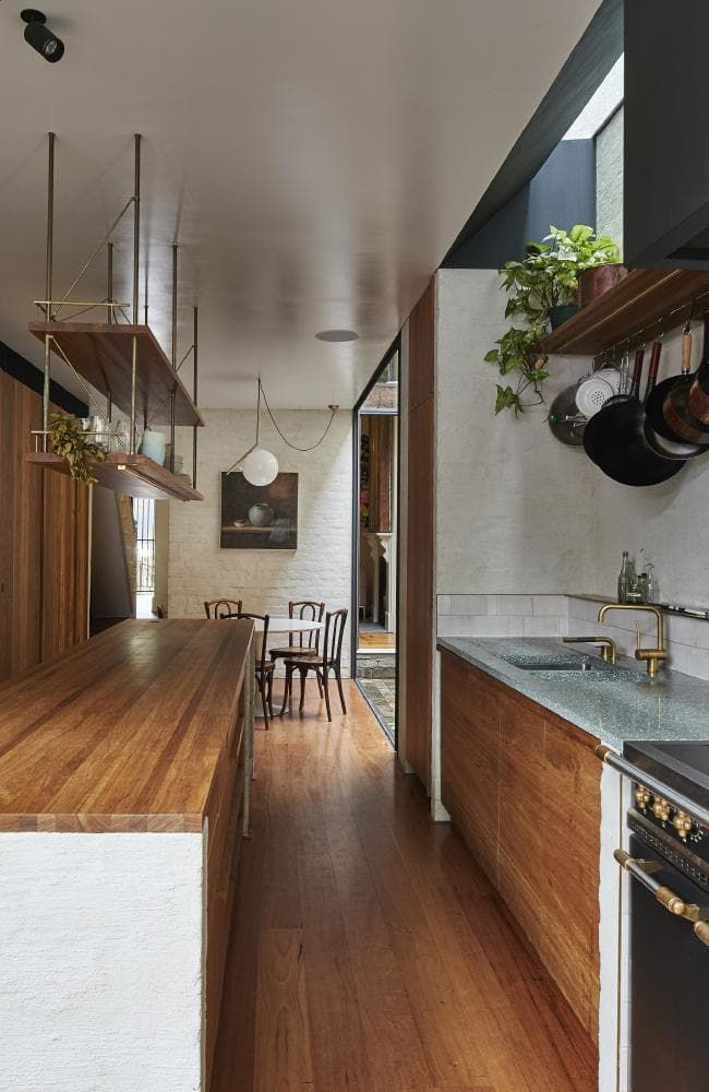 How to renovate a heritage-listed terrace without losing the feel of the home | Daily Telegraph