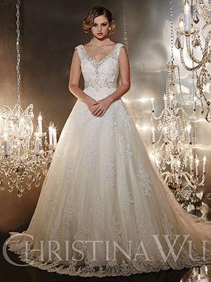 28 best Christina Wu Bridal images on Pinterest   Short wedding ...
