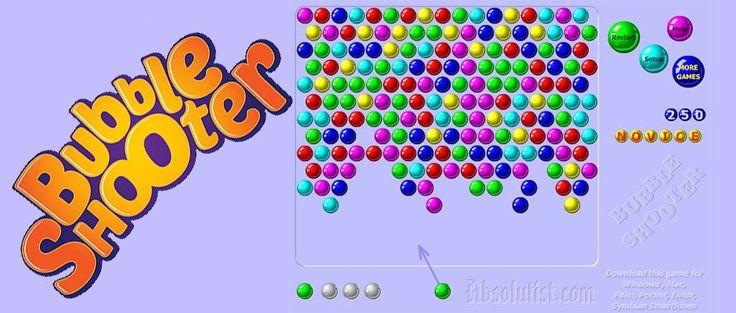 Gioca gratis online a Bubble Shooter
