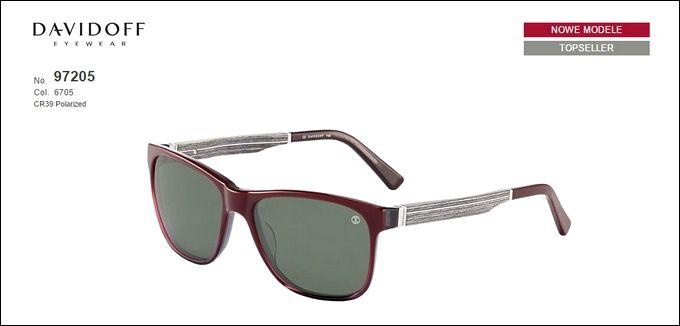 Okulary polaryzacyjne Davidoff 97205 col. 6705