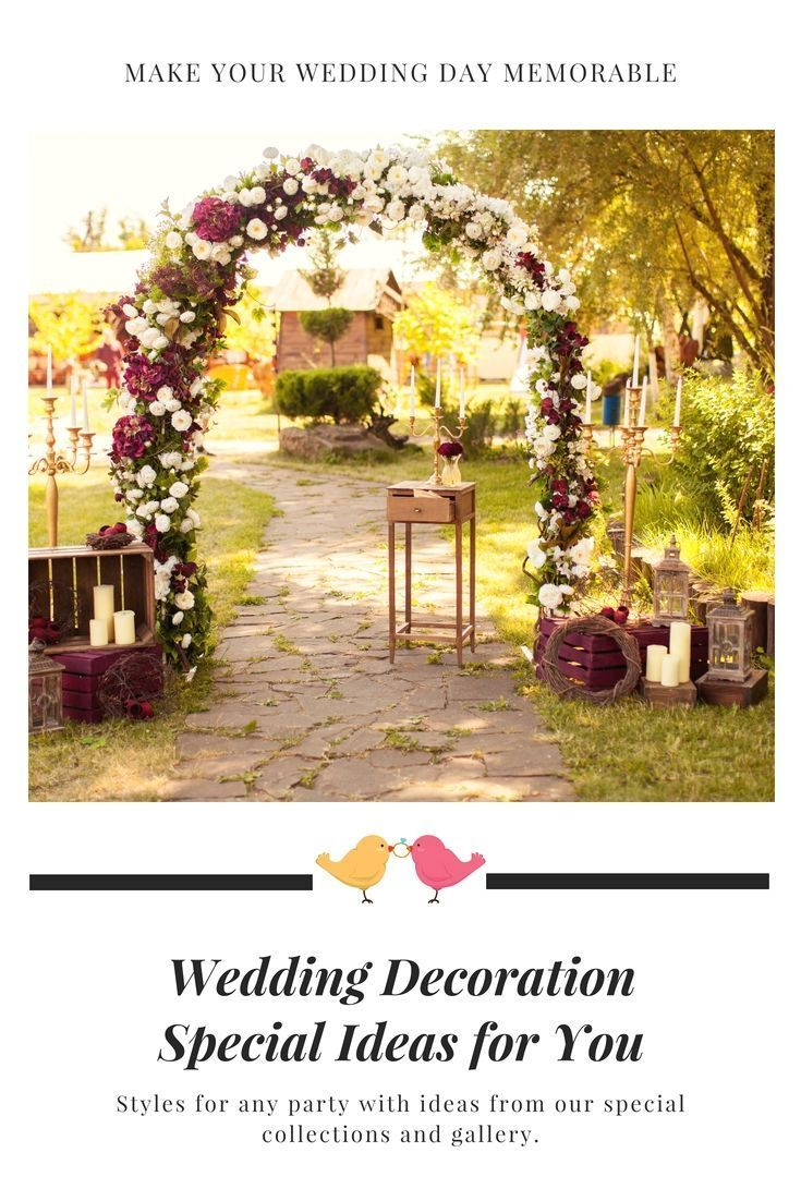 Latest wedding decoration images  Beautify Your Personal Wedding Party With The Help Of These Latest
