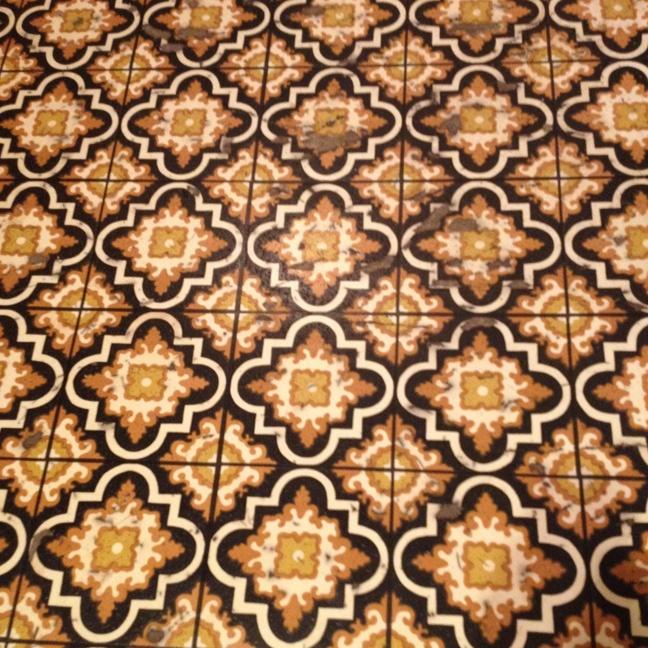 Linoleum floors curated by modern paint floors 102 for Modern linoleum flooring