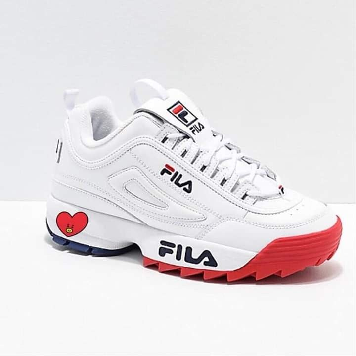 bt21 fila shoes price