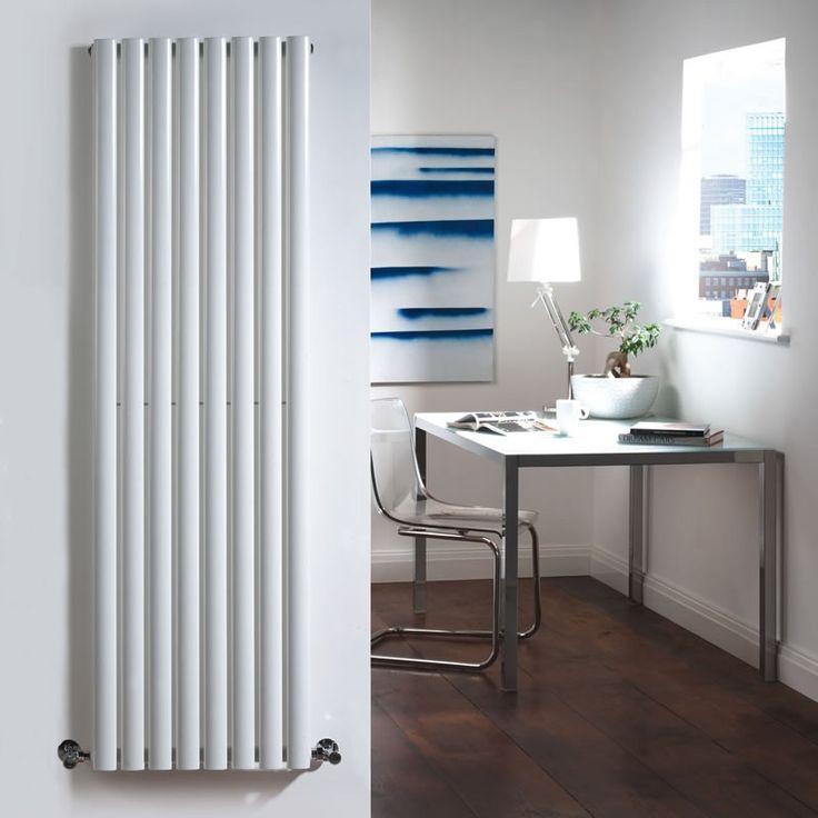Die besten 25+ Vertical designer radiators Ideen auf Pinterest - moderne heizkörper wohnzimmer