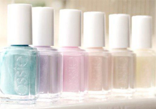 Perfect for the summerEssie Nails, Nails Art, Nail Polish, Spring Colors, Nailpolish, Colors Nails, Pastel Colors, Nails Polish, Beautiful Products