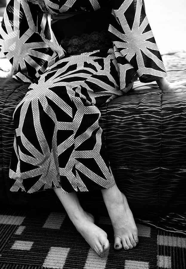 Japanese summer kimono, Yukata 浴衣. Photo by César ORDÓÑEZ. S)