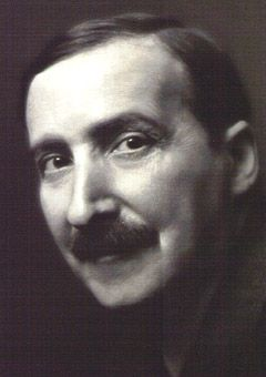 "Stefan Zweig, Austrian writer:  ""Only the person who has experienced light and darkness, war and peace, rise and fall, only that person has truly experienced life."""