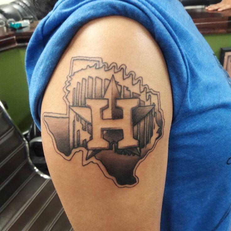 9 best tattoos images on pinterest tattoo ideas cool for Houston texans tattoo