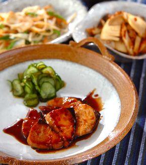 ハマチの照り焼き」の献立・レシピ - 【E・レシピ】料理のプロが作る ... ハマチの照り焼きの献立