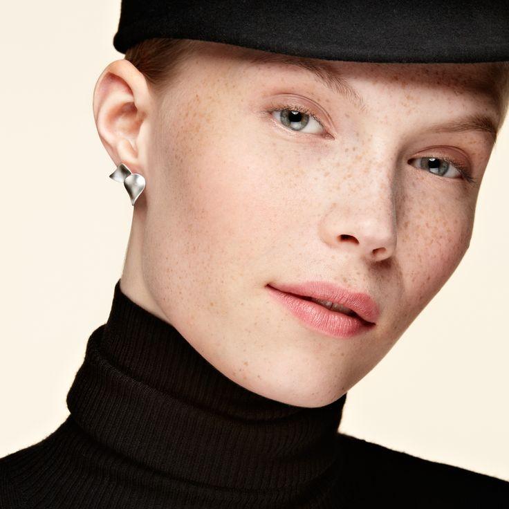 Nuppu stud earrings. by Chao & Eero. #finnishdesign #nuppu #chaoandeero