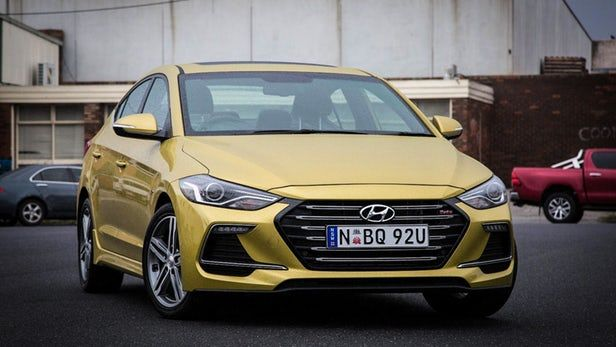 The Elantra SR Turbo is a nice halfway house between full-on performance and a regular car