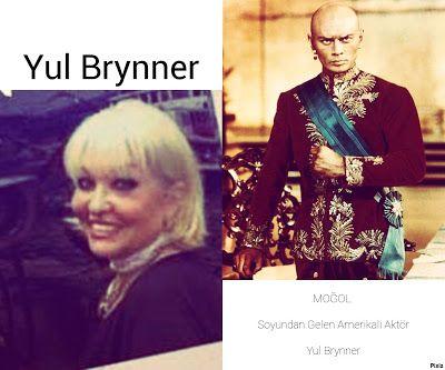 kitaplar:   MOĞOL Soyundan Gelen Amerikalı AktörYul Brynner ...