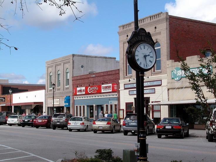 Beaufort North Carolina America S Coolest Small Town Small Towns Usa Small Towns Main Street America