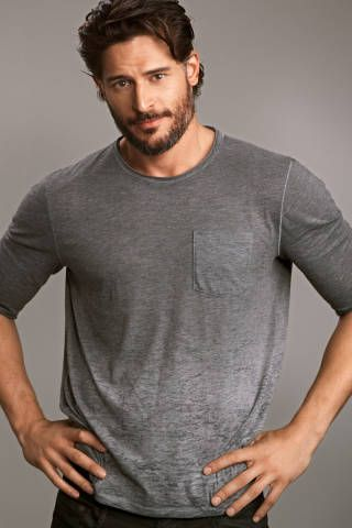 Joe Manganiello Profile - Joe Manganiello Interview - ELLE