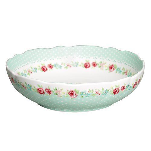 toute la collection de vaisselle greengate les bols les tasses les mugs les assiettes. Black Bedroom Furniture Sets. Home Design Ideas