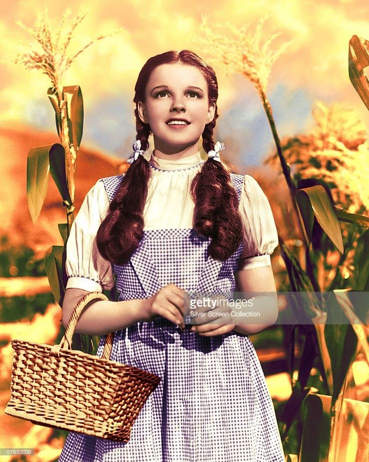Judy Garland's Yellow Brick Road | 'The Wizard of Oz' wouldn't have been the same without the Hollywood actress.