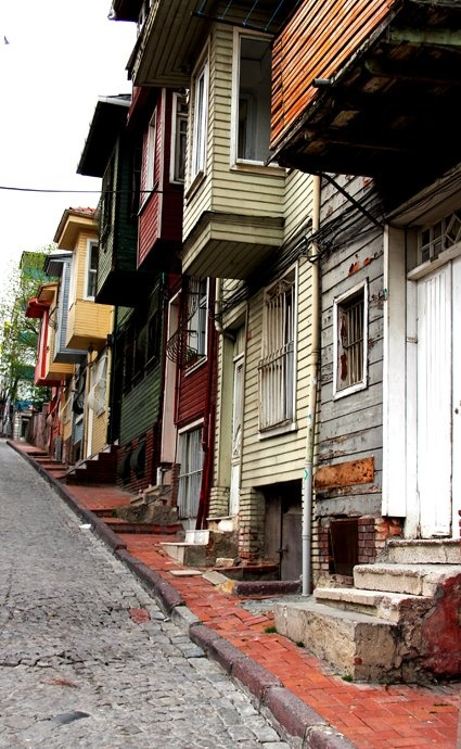 "Virtually all Ottoman-era houses built in Istanbul were made of wood; until the 20th century Istanbul was still predominantly a ""wooden city"". There remained four fairly large quarters with traditional wooden houses. Süleymaniye, Zeyrek, both sides of the Bosporus in the form of wooden villas dotting the shoreline, and as summer residences houses on the Princes' Islands."