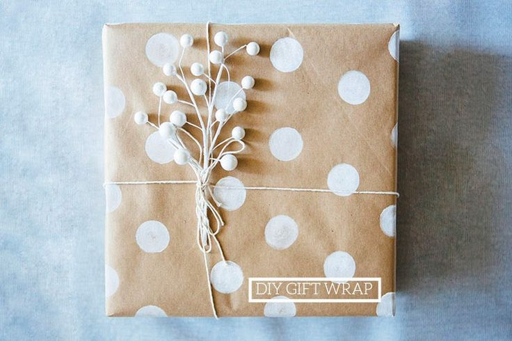Poppytalk: Weekend Projects | 10+ Beautiful Gift Wraps to Make