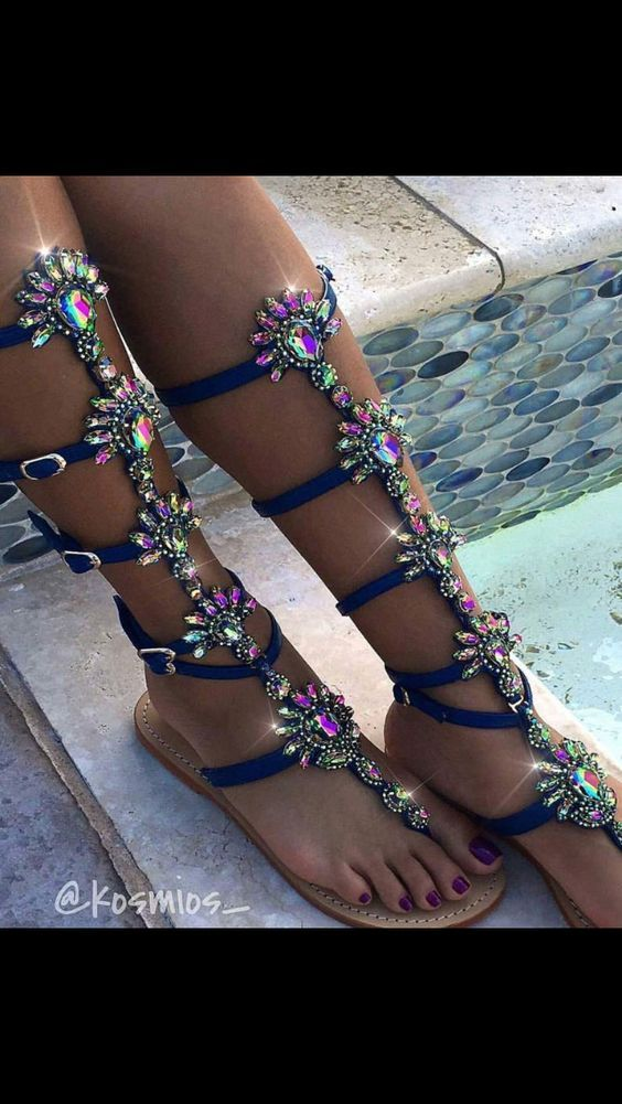 708f4f95 43 Gladiator Sandals For Teens | Fashion shoes