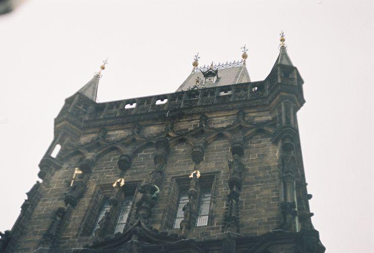 Prašná brána   The Powder Tower v Praha, Hlavní město Praha