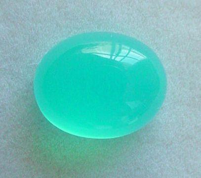 Peruvian blue opal.