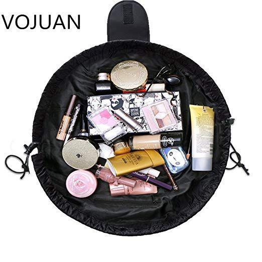 898cb5c02e80 VOJUAN Fashion Cosmetic Bag Large Capacity Lazy Makeup Toiletry Bag ...