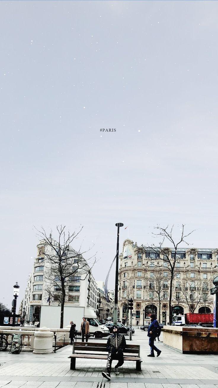 Fondo de pantalla sehun en Paris