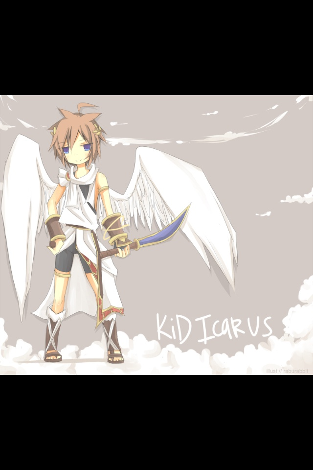 69 Best Video Games Kid Icarus Images On Pinterest