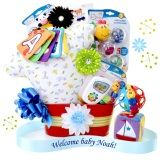 Personalized Big Discovery Gift Basket (Girl or Boy) - Festivities And Beyond
