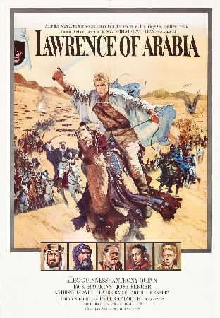 Lawrence Of Arabia (restored Version) LAWRENCE OF ARABIA stands as one of the most timeless and essential motion picture masterpieces. The greatest achievement of its legendary Oscar®-winning director David Lean (1962 Lawrence of Arabia:  http://www.MightGet.com/january-2017-12/lawrence-of-arabia-restored-version-.asp