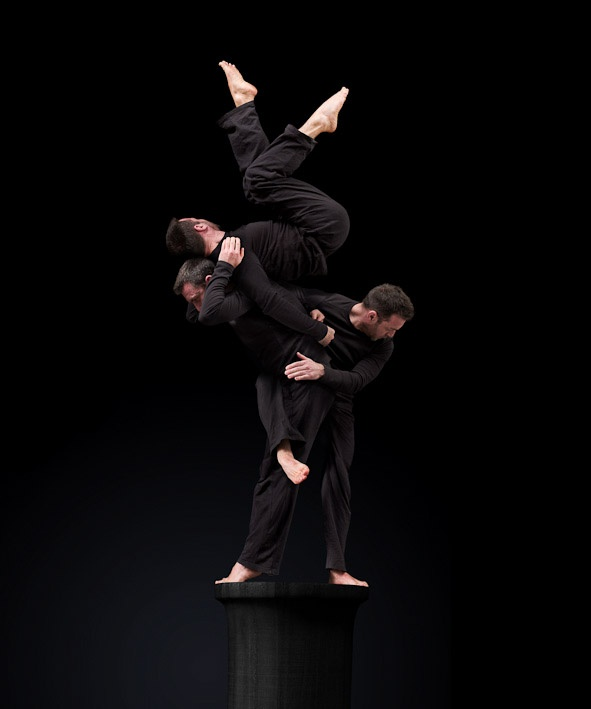 everyday's acrobats
