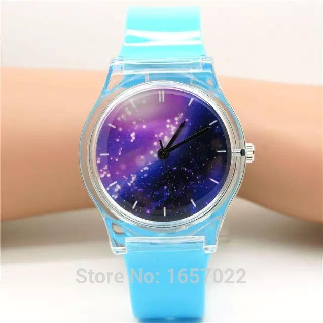 $4.74 (Buy here: https://alitems.com/g/1e8d114494ebda23ff8b16525dc3e8/?i=5&ulp=https%3A%2F%2Fwww.aliexpress.com%2Fitem%2FUnisex-women-men-purple-space-plastic-watch-children-night-sky-light-and-scrub-watch-student-little%2F32729677452.html ) Unisex women men purple space plastic watch children night sky light and scrub watch student little star dial quartz watch for just $4.74