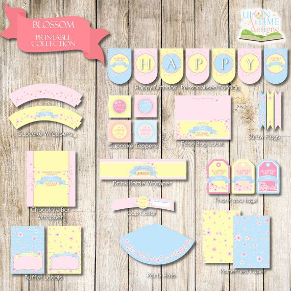 Tea party printables Tea Party supplies and shopping guide